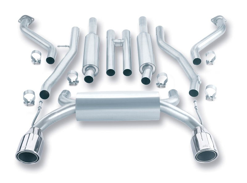 Exhaust System Systems Quality Exhaust #1C353E