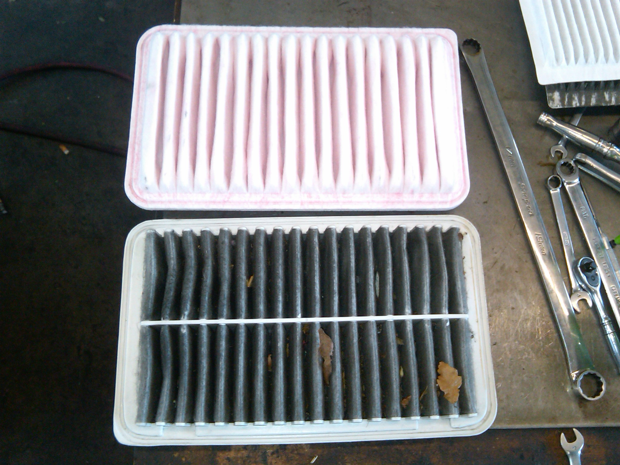 Car Air Filter Replacement Plainfield, Naperville, Bolingbrook, Romeoville, IL