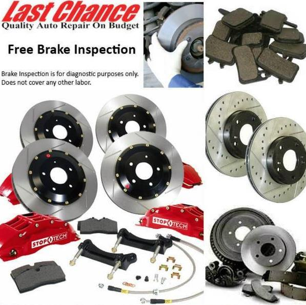 Brake Repair Bolingbrook, IL