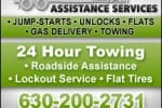 Towing Service Naperville, IL