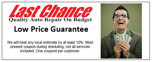 Low Cost Guaranteed Auto Repair Plainfield, IL