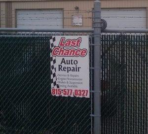 Auto Repair Shop Plainfield, IL