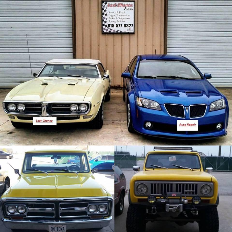 Automotive Repair Plainfield, Illinois