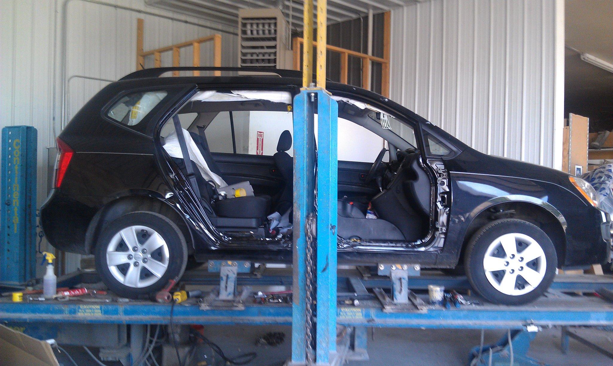 Frame Repair Shop Serving Plainfield, Naperville, Bolingbrook, IL