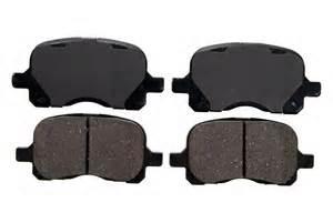 Ceramic Brake Pad Replacement