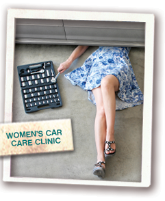 Women Approved Auto Repair Shop