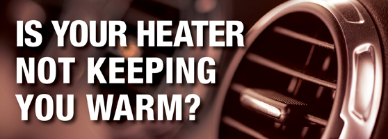 Car Heat Not Working Plainfield, Naperville, Bolingbrook, IL