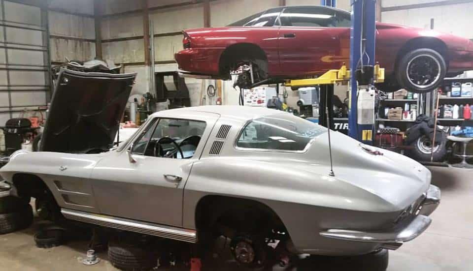 Corvette Service Plainfield, Naperville, IL