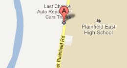 Last Chance Auto Repair Plainfield Illinois