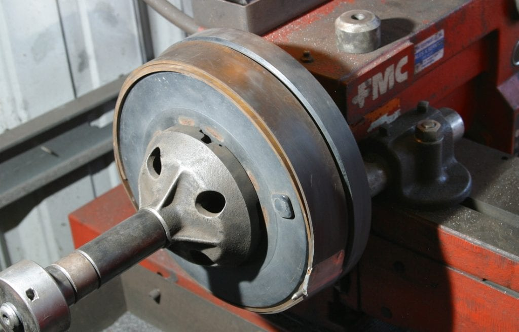 Brake Drum Cutting Illinois