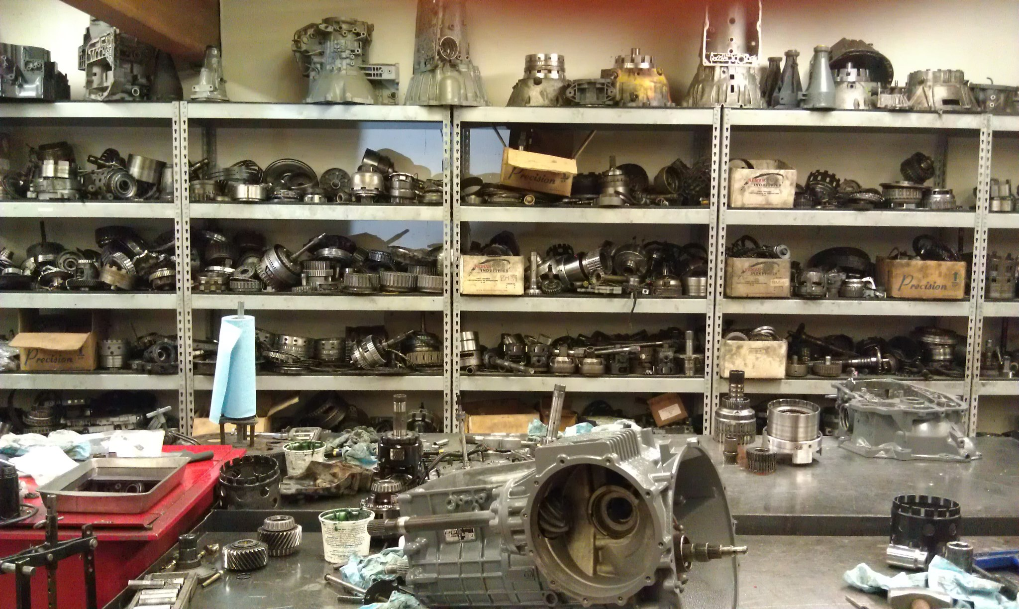 Transmission repair shop in plainfield il last chance for Motor repair near me