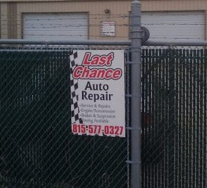 Auto Repair Shop Plainfield, IL