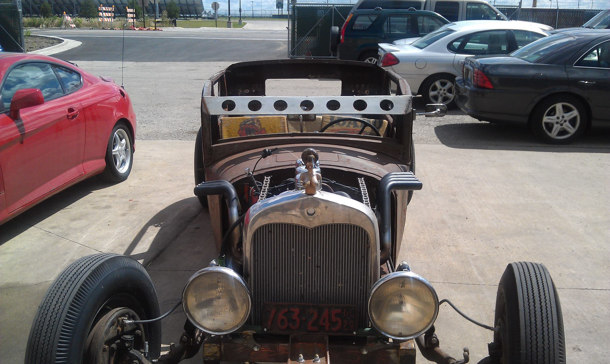 Classic Car Maintenance : Classic car muscle hot rod vintage service