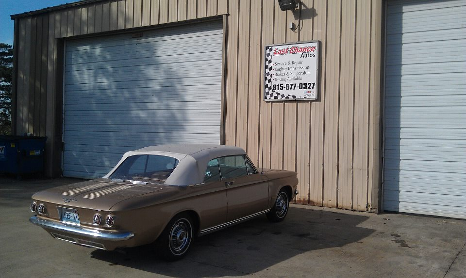 Classic Car Repair Shop Plainfield, IL