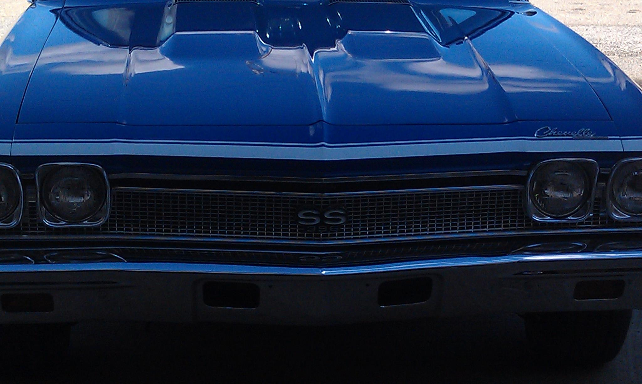 Classic Car Muscle Car Hot Rod Vintage Service Restoration - Muscle car repair