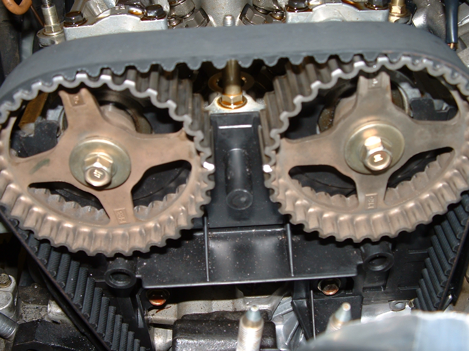 Timing Belt Replacement Service Plainfield Naperville Jeep Engine Failure