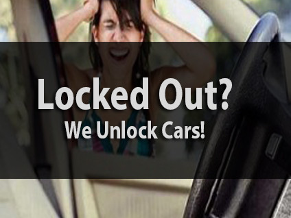 Car Lockout Plainfield, Yorkville, Romeoville, IL