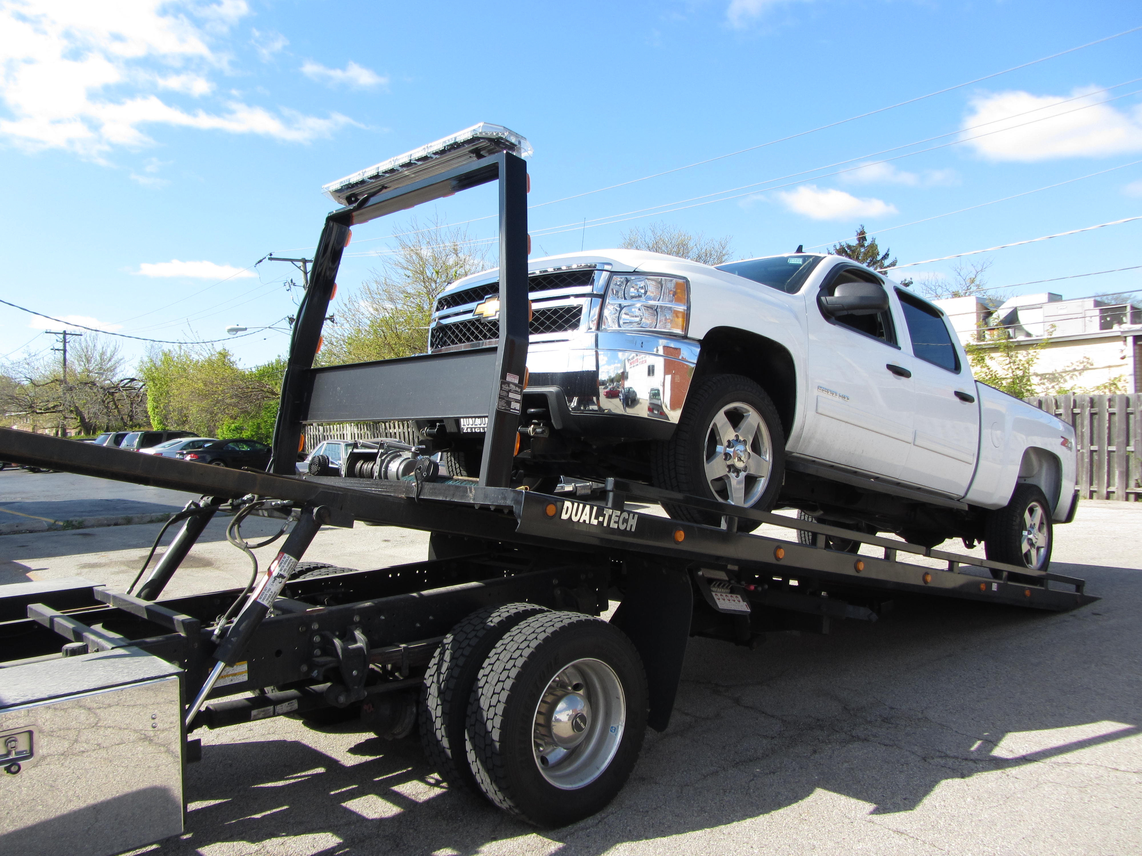 Plainfield, IL, Towing