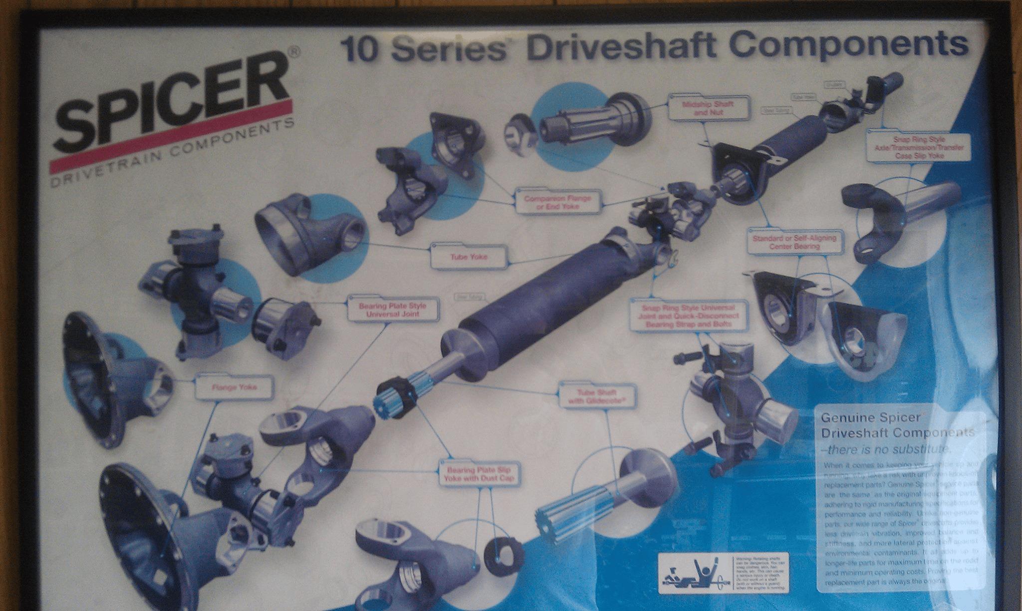 Driveshaft Repair Shop Plainfield, Naperville, Bolingrook, IL
