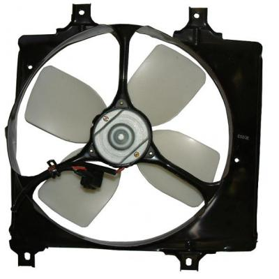 Radiator Fan Replacement