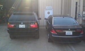BMW Transmission Service