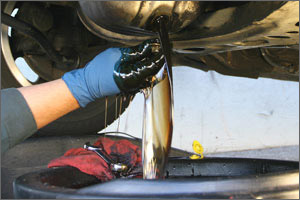 Oil Change Service Plainfield, IL