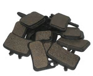 Brake Pads: Ceramic, Semi Metallic, Organic