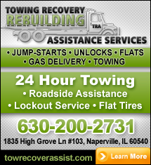 Towing Affiliates of Last Chance Auto Repair