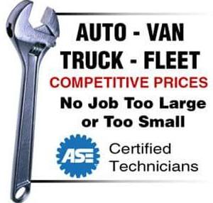 Auto Repair Shop Romeoville, IL