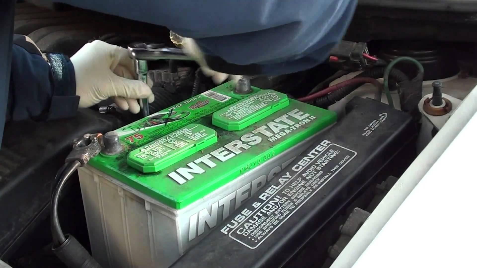 Interstate Battery Car Pontiac