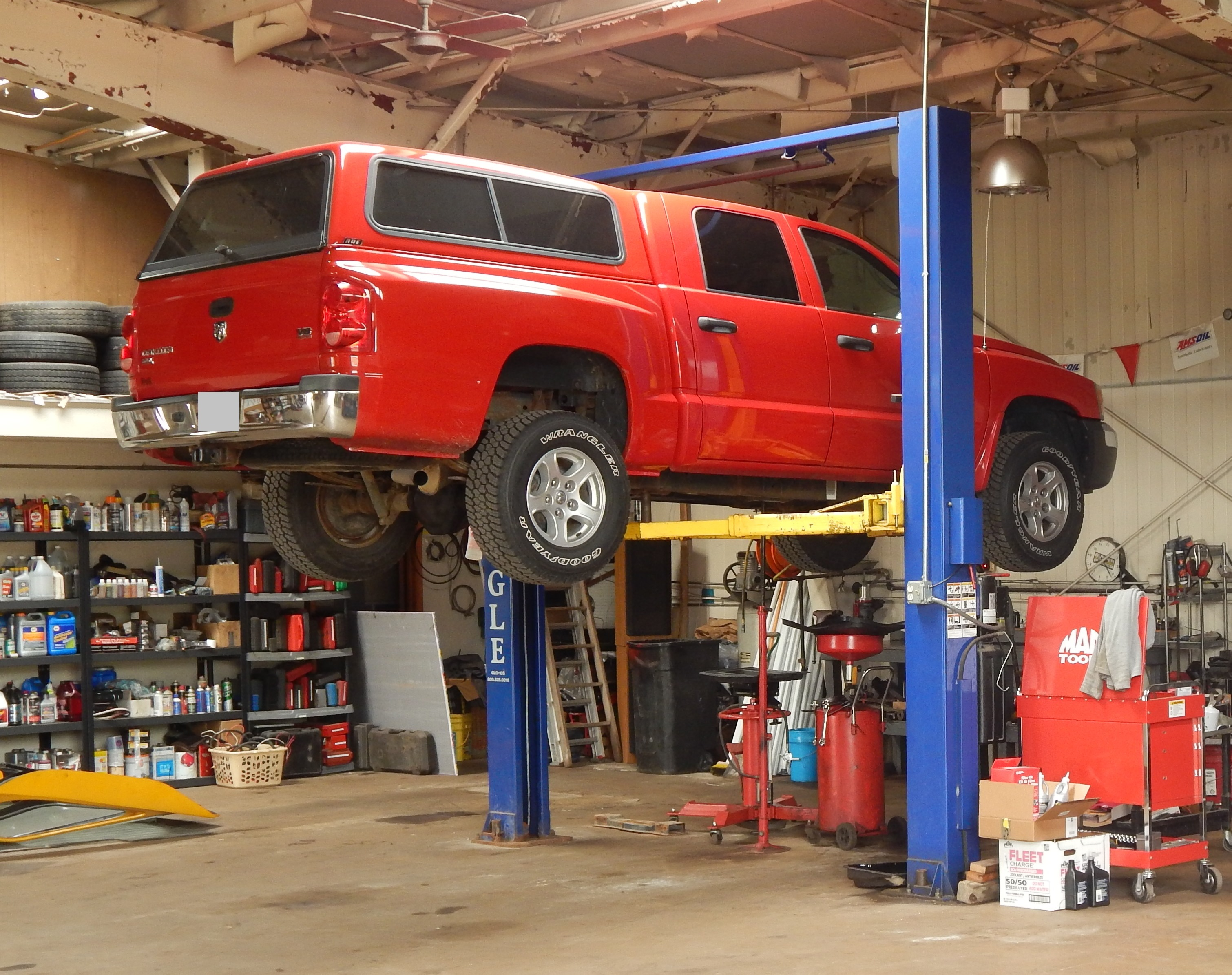 Medium Duty Truck Repair Plainfield, IL 60585