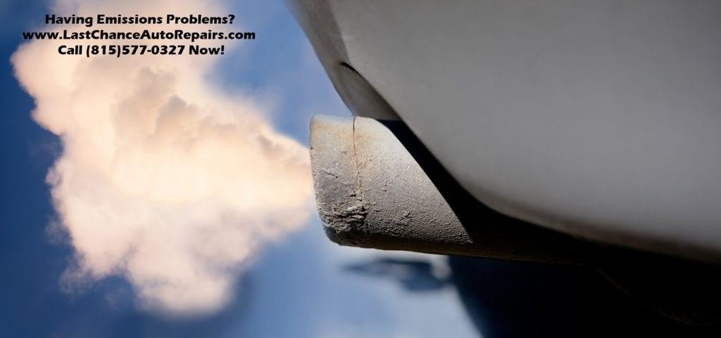 Auto Emissions Problems Plainfield, Naperville, Bolingbrook, IL