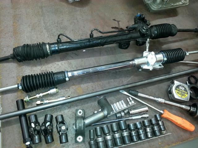 Power Steering Rack Replacement Bolingbrook, Romeoville, IL