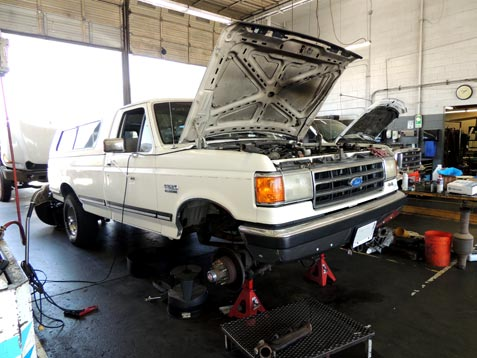 Ford Truck Repair Plainfield, Naperville, IL