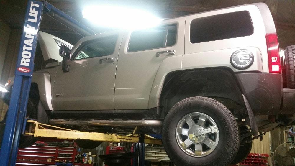 Hummer Repair Plainfield, Naperville, Bolingbrook, IL