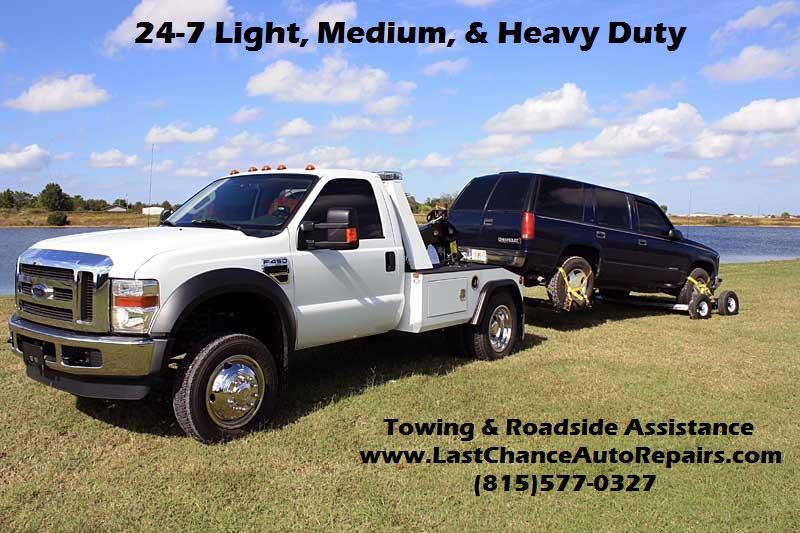 Towing Service Plainfield, IL