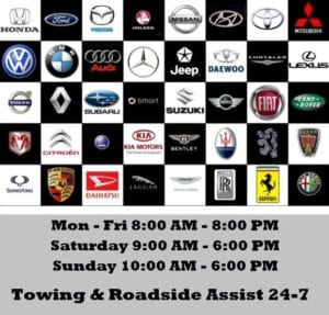 Auto Repair Shop In Plainfield Open Weekends