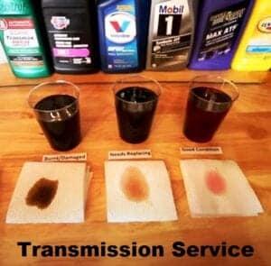 Transmission Fluid Service Plainfield, IL, 60585