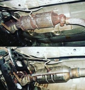 Catalytic Converter Problems Plainfield, Naperville, Bolingbrook