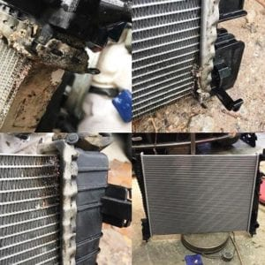 Radiator Replacement Plainfield, Naperville, Bolingbrook, IL