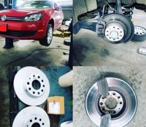 Volkswagen Brake Repair Near Me, Plainfield, IL