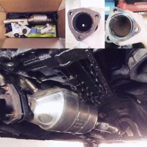 Catalytic Converter Repair Near Me