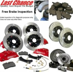 Bolingbrook Brake Repair Shop