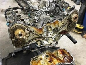 Subaru Engine Replacement Plainfield, Naperville, Bolingbrook