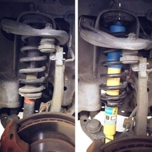 Toyota Shock Replacement