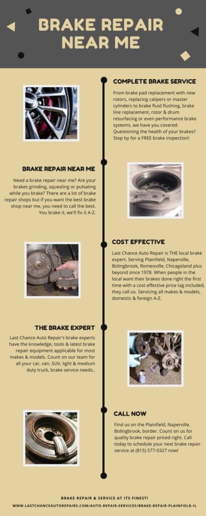 Brake Repair Shop In Plainfield
