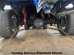 Towing Service Plainfield, IL, Near Me