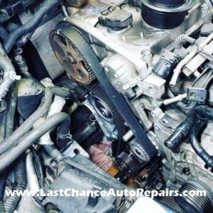 Timing Belt Replacement In Plainfield Illinois