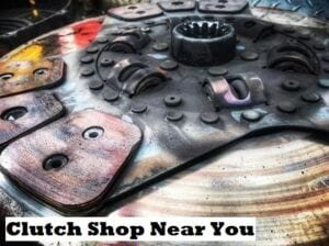 Clutch Shop Near You
