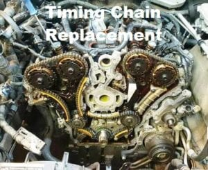 Timing Chain Replacement Naperville, IL, Near Me